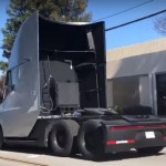 Tesla a testat camioanele complet electrice Semi ce pot atinge viteza maximă în doar 5 secunde
